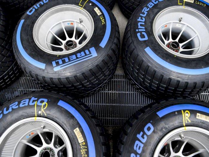 Inilah Alasan Kenapa Pirelli Batalkan Uji Coba Ban Baru di Sesi FP2 F1 Inggris!