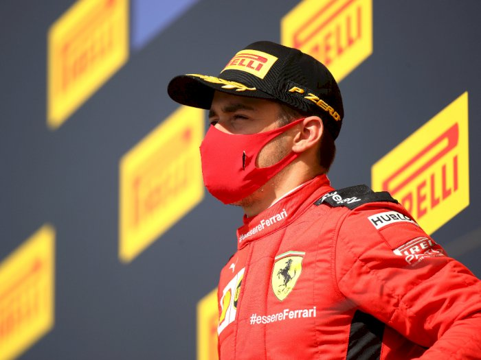 Pada F1 2020, Charles Leclerc : Sangat Sulit Bagi Ferrari untuk Mengalahkan Mercedes!