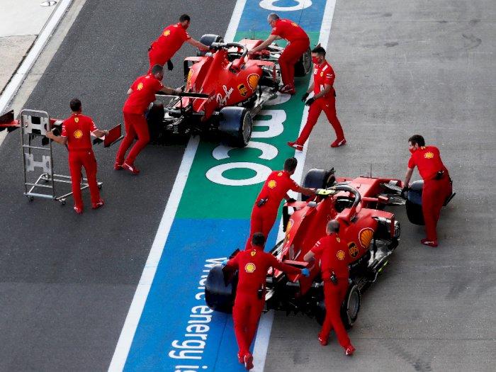 Ternyata, Begini Cara Ferrari Mencegah Serangan Cyber di Tim F1-nya!