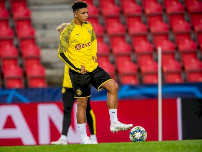 Soal Transfer Sancho ke Manchester United, Ini Kata Pihak Dortmund