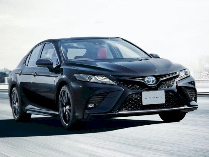 Guna Rayakan Hari Anniversary Ke-40, Toyota Hadirkan Edisi Khusus pada Camry