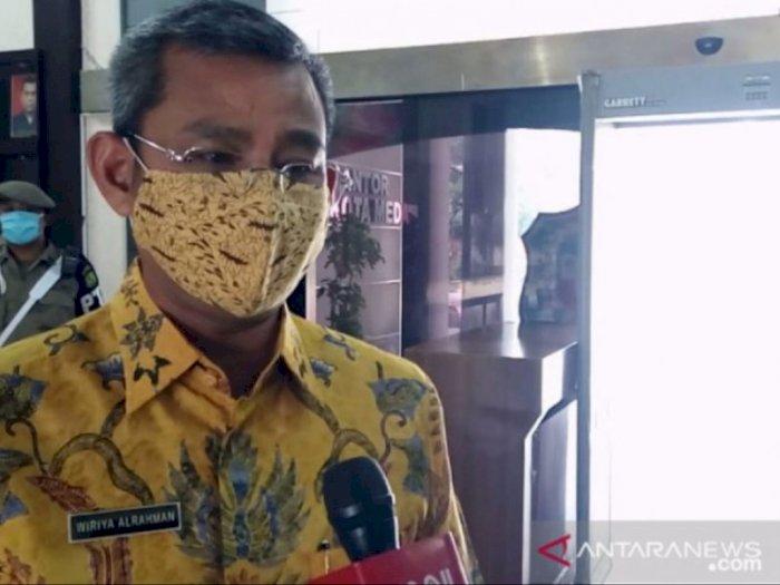 Sejumlah Staf Pemko Medan Jalani Isolasi Mandiri