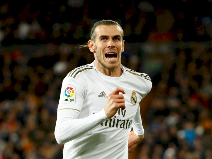 Tak Ada Nama Bale di Laga Real Madrid VS Manchester City