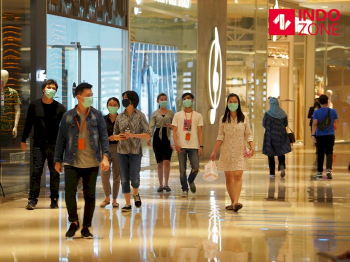 Karyawannya Positif Covid-19, Ini Penjelasan PT Aeon Mall Indonesia