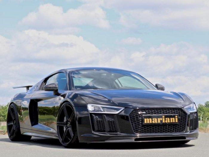 Pakai Body Kit Custom, Audi R8 Berhasil Tampil Agresif nan Sporty Usai Dirombak Mariani