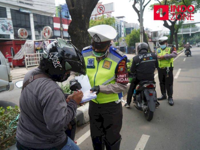Selama Operasi Patuh Jaya, Total 99.835 Pengendara Melanggar Lalu Lintas