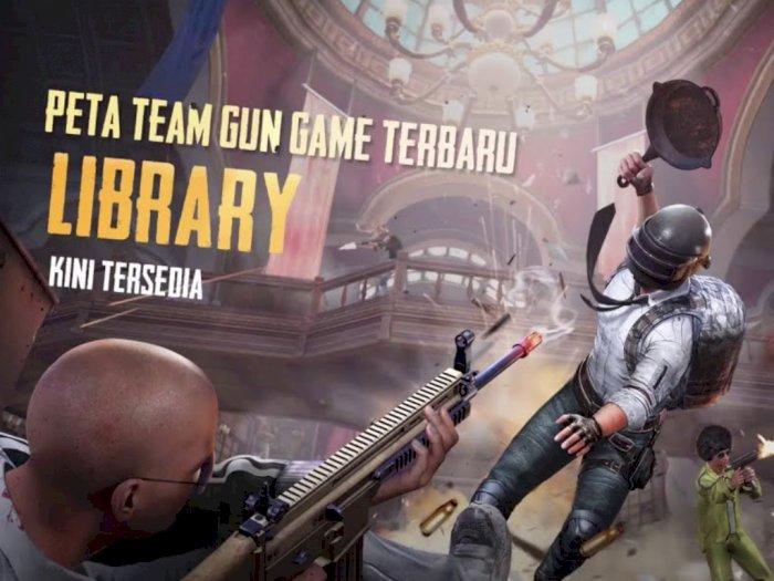 Tencent Games Resmi Hadirkan Map Library di Game PUBG Mobile