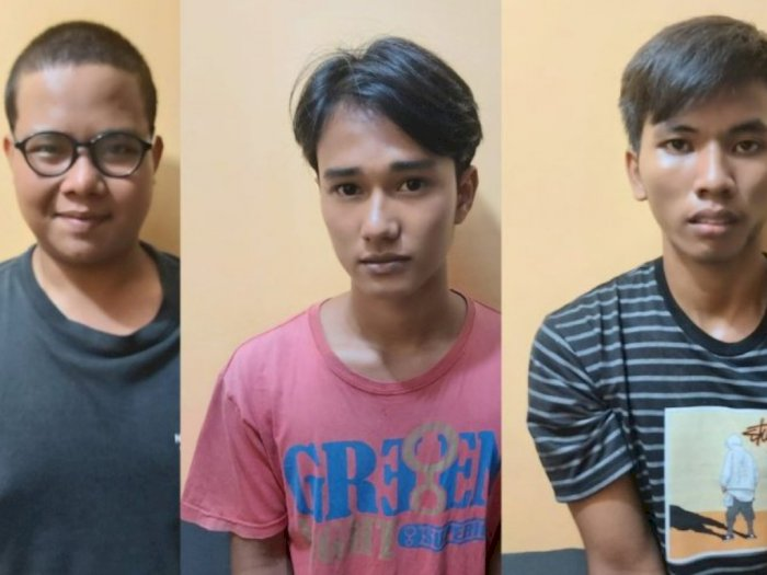 Tiga Orang Polisi Gadungan yang Memeras Anggota DPRD Ditangkap Polisi