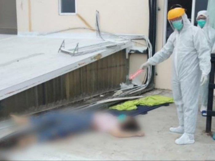 Pasien Covid-19 Bunuh Diri di RS Royal Prima, Ini Penyebabnya Menurut Polisi