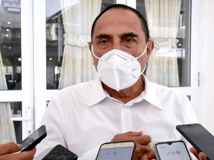Gubernur Edy Doakan Akhyar Nasution Cepat Sembuh