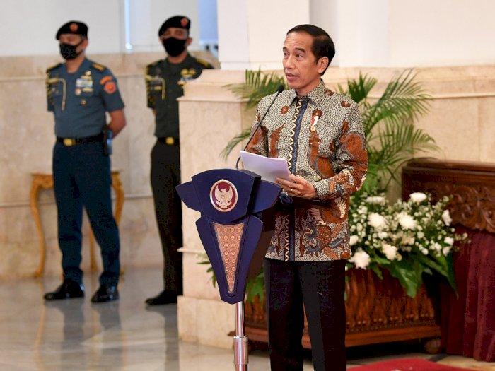 Sampaikan Duka atas Ledakan di Lebanon, Jokowi: Ini Tragis dan Menyakitkan