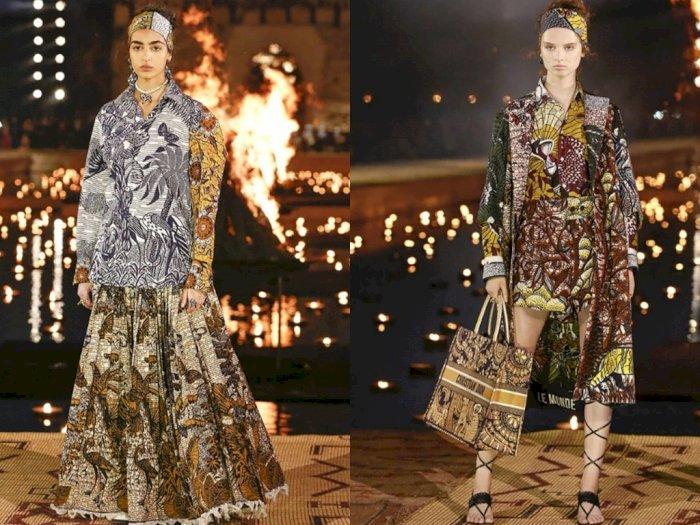Koleksi Dior Cruise 2020 Jadi Perhatian Pecinta Mode Indonesia