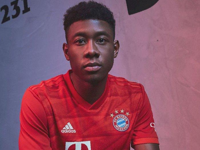 David Alaba Diyakini Tetap Bertahan di Bayern Munchen