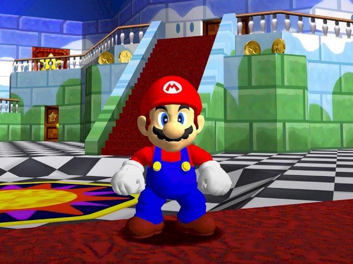 Game Legendaris Super Mario 64 Ternyata Dikerjakan dalam Waktu 622 Hari!
