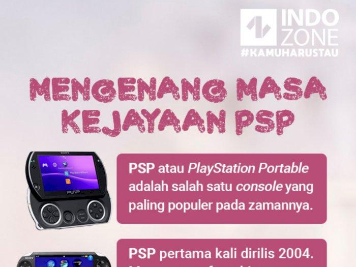 Mengenang Masa Kejayaan PSP