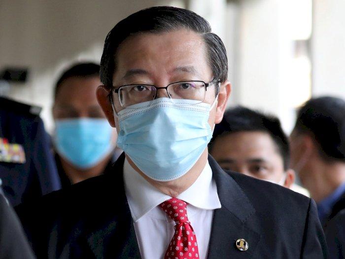 FOTO: Malaysia Menuntut Mantan Menteri Keuangan Melakukan Korupsi