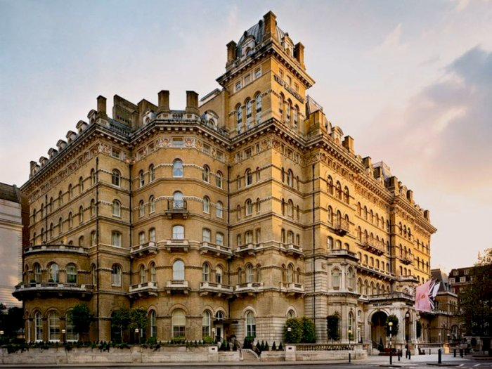 5 Hotel Berhantu Paling Angker di Dunia dengan Sejarah Tragis