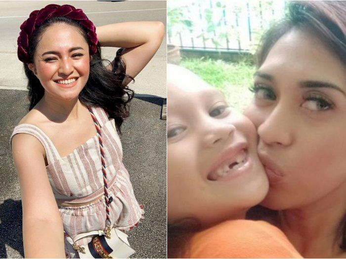 Marshanda Diperiksa Polisi Terkait Kasus Kematian Anak Karen Pooroe