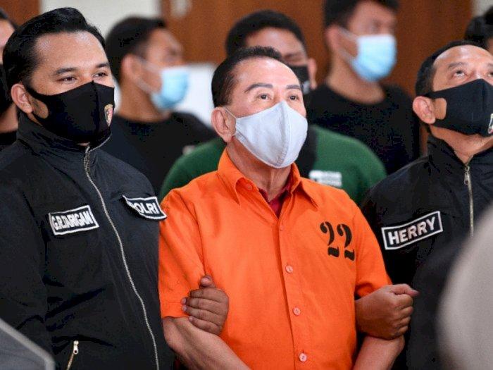 Pemeriksaan Dinilai Cukup, Djoko Tjandra Dipindahkan ke Rutan Salemba