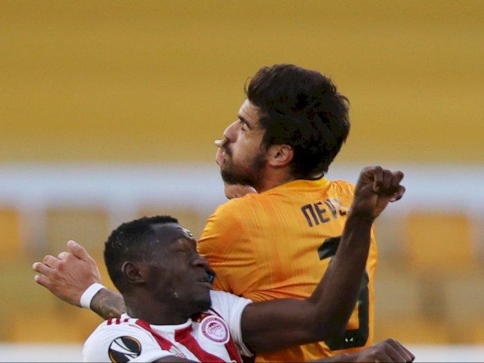 FOTO: Wolverhampton Wanderers menang 1-0 lawan Olympiacos