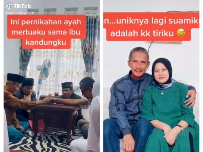 Heboh Ayah Mertua Nikahi Ibu Kandung, Suami Ku Adalah Kakak Tiri Ku