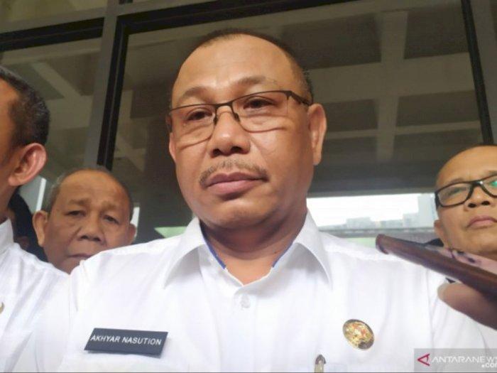 Melalui Rekaman Video, Plt Wali Kota Medan yang Kena Covid-19 Kabarkan Kesehatannya