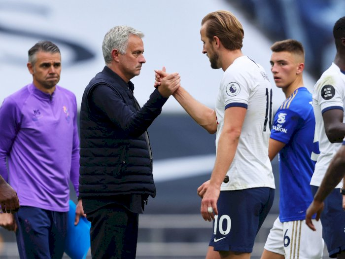 Van der Vaart Harap Kane Tetap Bersama Mourinho di Tottenham
