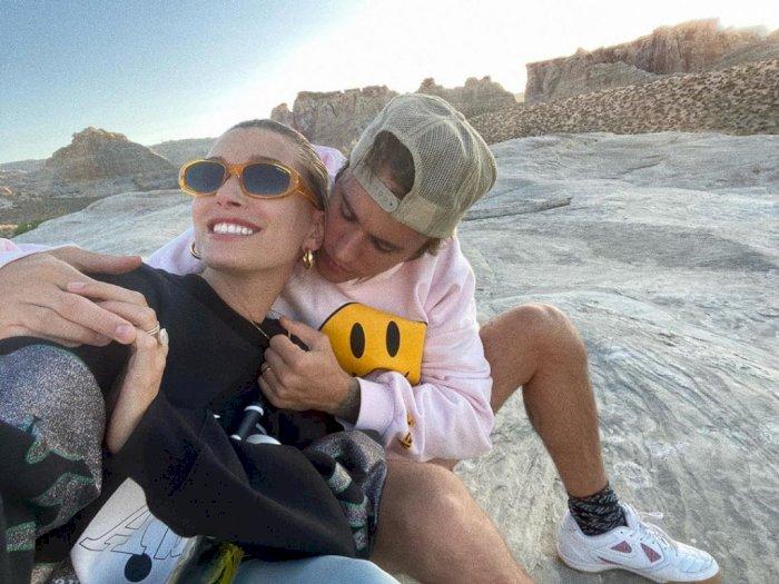 Dibaptis bersama Hailey, Justin Bieber: Ini Momen Spesial Di Hidupku