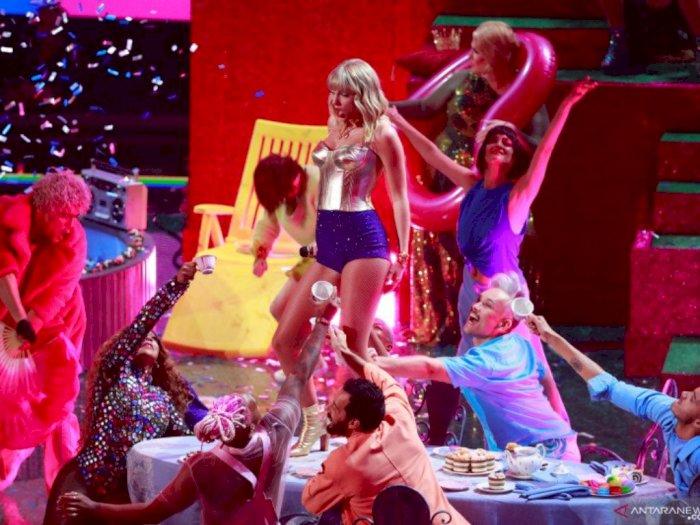 Video Music Awards MTV Batal Digelar di Dalam Ruangan Gegara Pandemi Corona