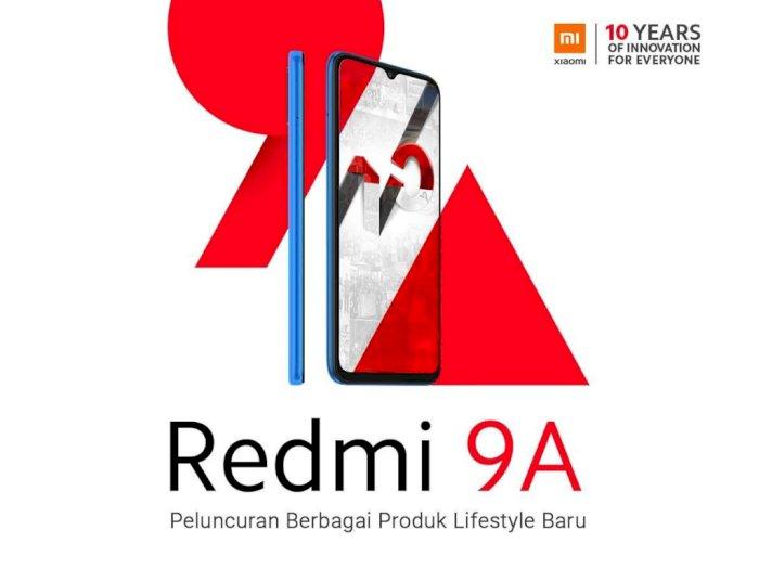 Xiaomi Segera Luncurkan Redmi 9A ke Indonesia 13 Agustus 2020 Nanti!