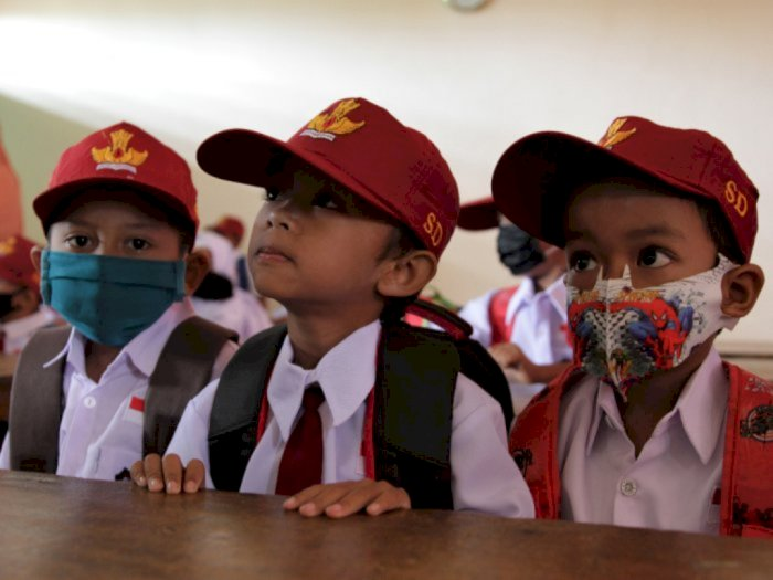KPAI Sayangkan Keputusan Pemerintah Soal Sekolah Tatap Muka di Zona Kuning