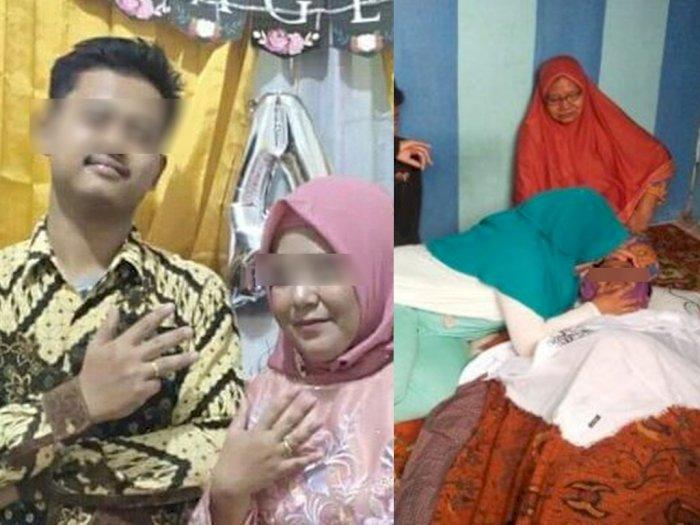 Ditinggal Bunuh Diri Tunangan 3 Hari Jelang Nikah, Wanita Ini Pernah Harap Maut Memisahkan