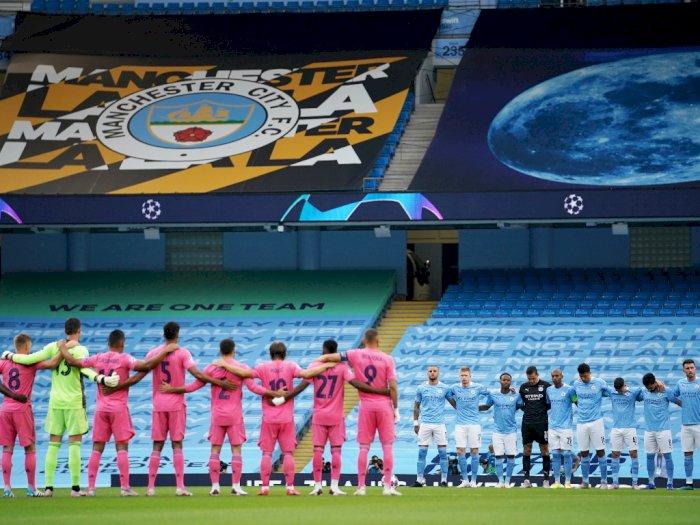FOTO: Liga Champions: Manchester City singkirkan Real Madrid