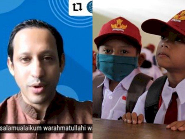 Jangan Cemas, Menteri Bolehkan Murid Tetap Belajar Jarak Jauh Meski Sekolah Sudah Buka