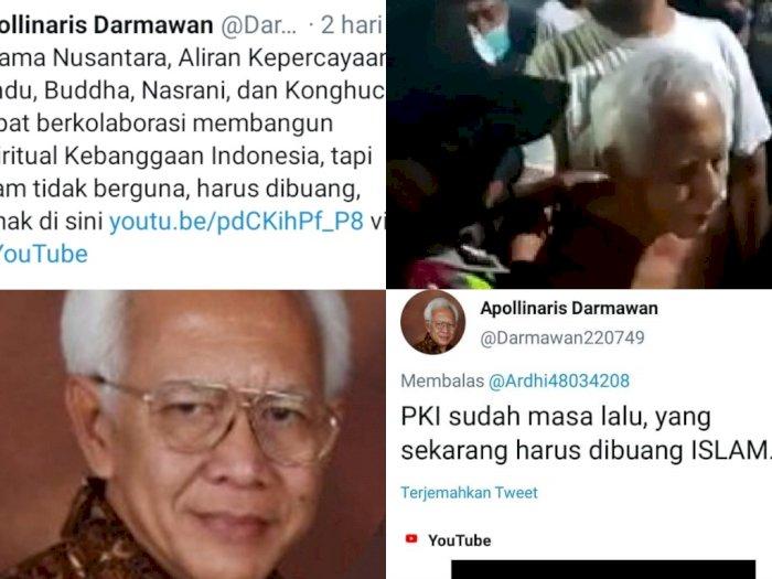 Viral Kakek Tua Sebut Allah Itu Setan dan Nabi Muhammad Pemain Wanita, Begini Akhirnya