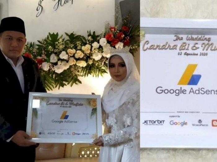 Blogger Ini Nikahi Istri dengan Mahar Google Adsense dan Hosting Unlimited, Tertarik Coba?