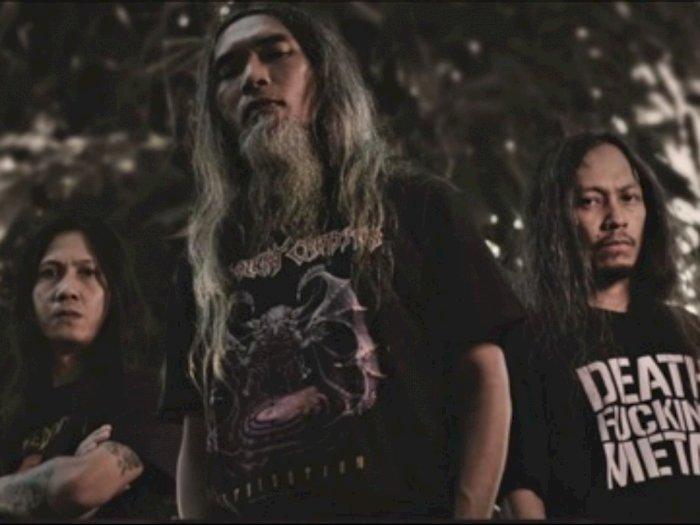 Ulang Tahun Perak, Death Vomit Rilis Album Keempat di Tengah Pandemi