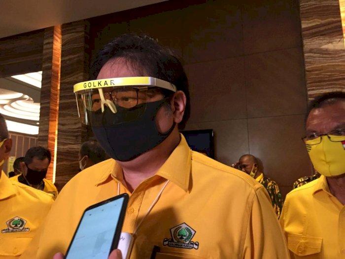 Ketum Golkar Minta Calon Kepala Daerah Terapkan Protokol Kesehatan saat Kampanye