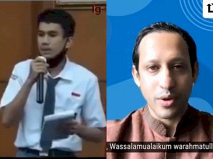 Viral Siswa Kritik Kebijakan Belajar Jarak Jauh, Google Lebih Pintar dari Guru, Tapi...