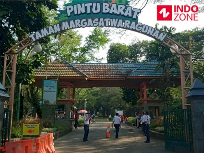 Wakil Gubernur DKI Ahmad Riza Ingin Ragunan Jadi Ekowisata Terbaik di Indonesia
