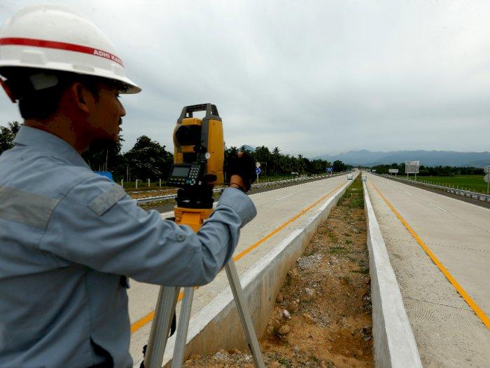 2 Jalan Tol JORR Milik Jasa Marga Ditargetkan Rampung Akhir 2020
