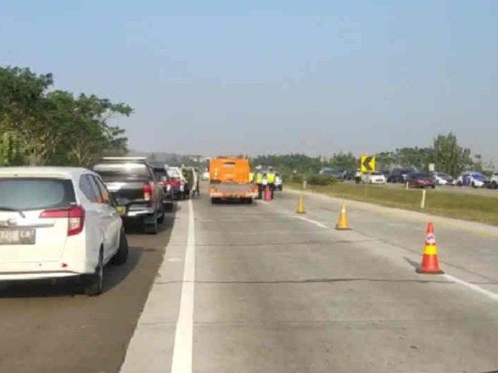 Kecelakaan di Km 184 Tol Cipali, 8 Orang Dilaporkan Tewas