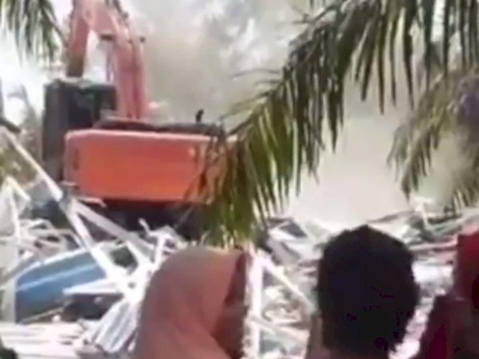TNI AU Klarifikasi Dugaan Personilnya Terlibat Perobohan Rumah di Serdang Bedagai