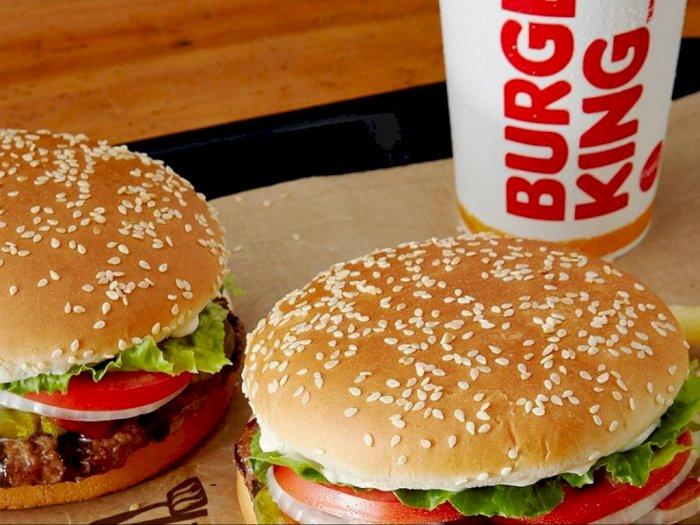 Tak Ada Yang Sadar, Burger King Pernah Lakukan Pemasaran Dengan Budget Rp 0