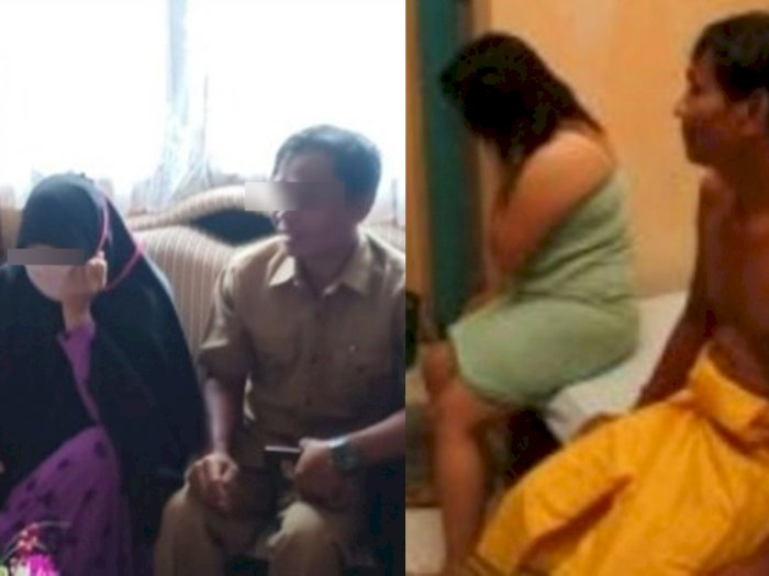 Parah, Oknum Kadis Ini Pernah Dipenjara Kasus Cabul, Kini Ditangkap Lagi Mesum di Rumahnya
