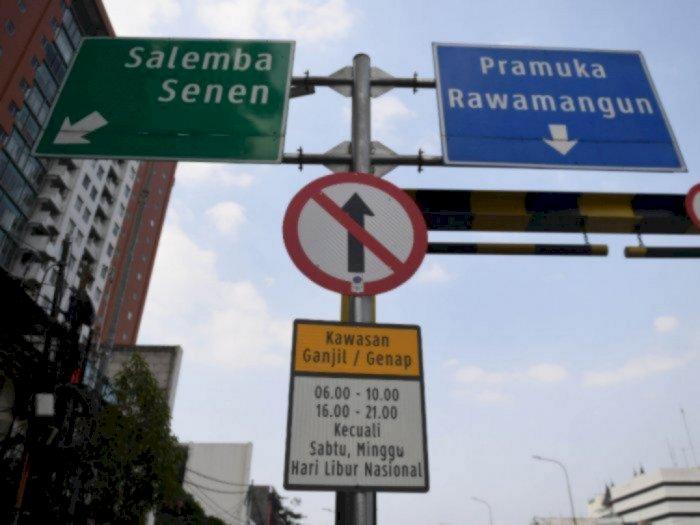 Kritik Kebijakan Sanksi Tilang Ganjil Genap, DPRD DKI: Makin Menyusahkan Warga