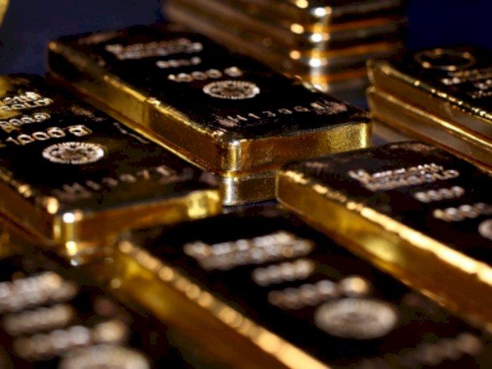 Harga Emas Relatif Stabil, Ketegangan Amerika Serikat dan Tiongkok Jadi Pemicu