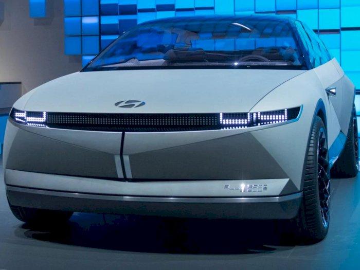 Hyundai Bakal Luncurkan Tiga Model Mobil Listrik Ioniq Terbaru Hingga 2025