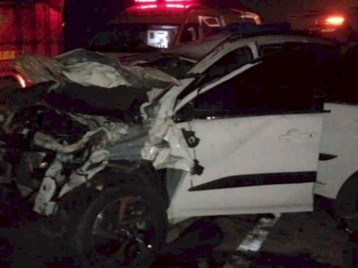 Kecelakaan Maut di Tol Cipali Tewaskan 8 Orang, Gegara Elf Oleng ke Jalur Berlawanan