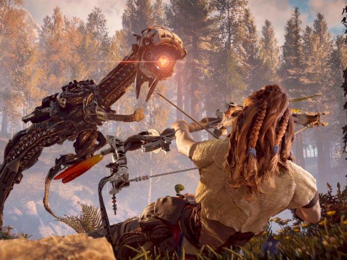 Game Horizon Zero Dawn Tidak Berjalan Mulus di Kebanyakan PC, Kenapa?